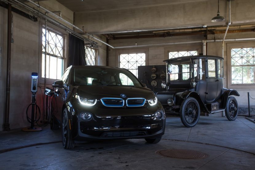 BMW Donates 100 Charging Stations for America's National Parks