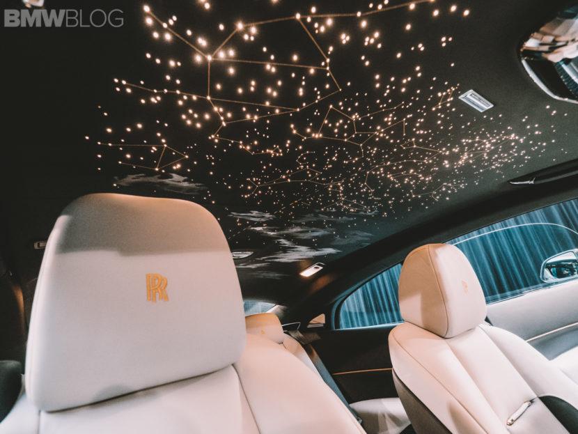 Rolls Royce Wraith Eagle VIII 12 830x623