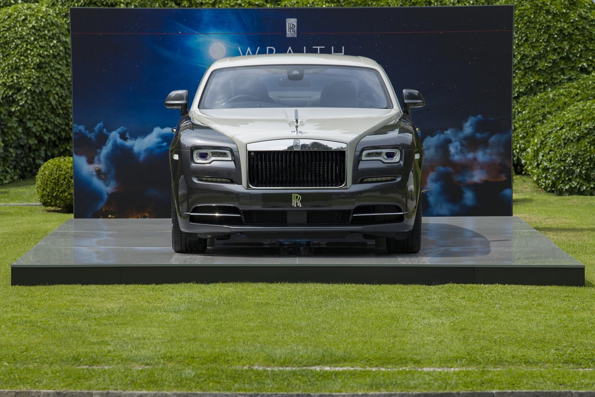 Rolls Royce Wraith Eagle VIII villa deste 01