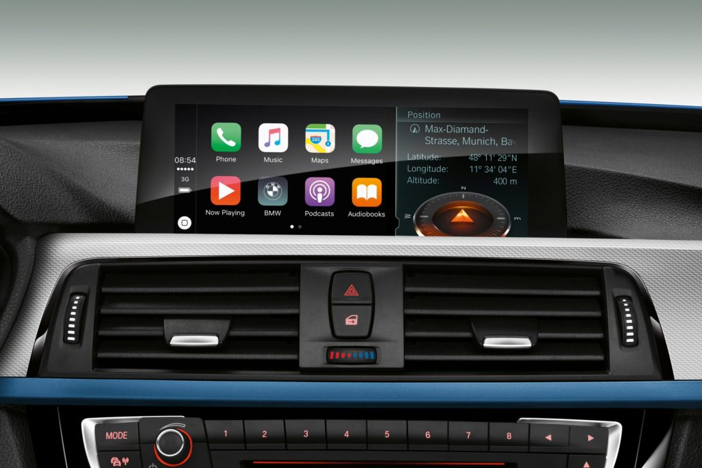EXCLUSIVE: BMW USA to offer Apple CarPlay at no-cost