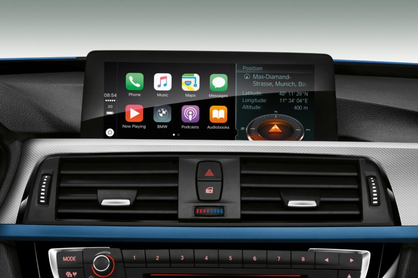bmw apple carplay 830x553