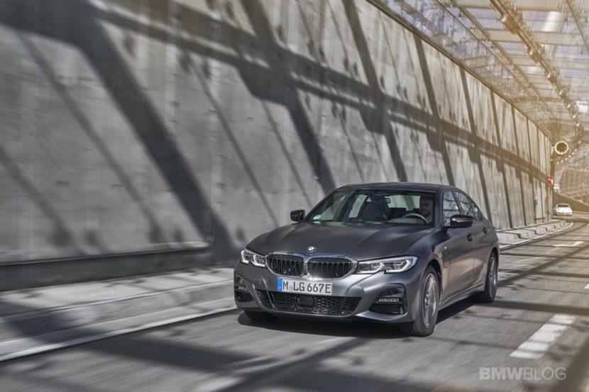 2019 2020 BMW 330e plug in hybrid 02 830x553