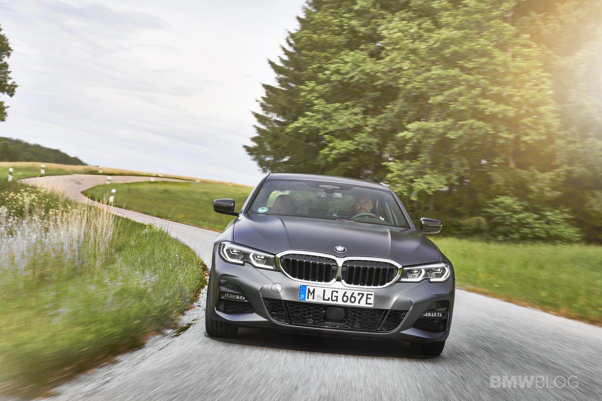 TEST DRIVE: 2019 BMW 330e Plug-In Hybrid