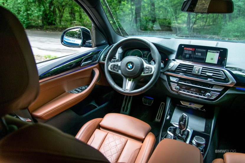 2019 BMW X3 M40i review 15 830x553