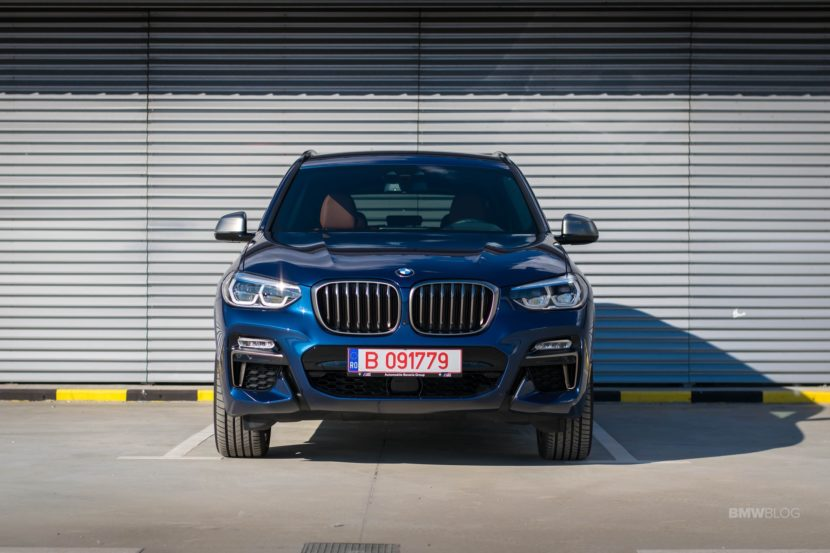 2019 BMW X3 M40i review 25 830x553