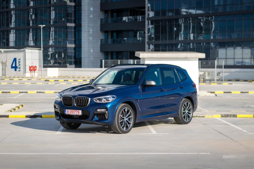 2019 BMW X3 M40i review 41 830x553