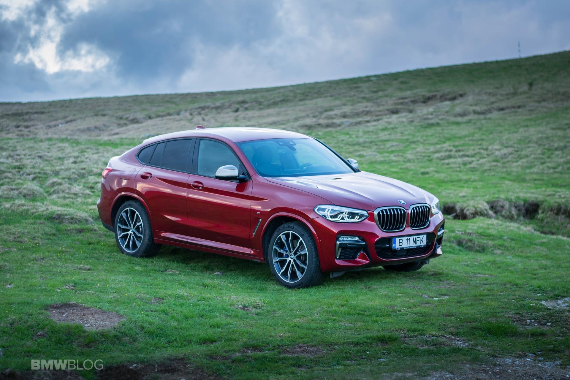 TEST DRIVE: 2019 BMW X4 M40d - Efficient Sportiness