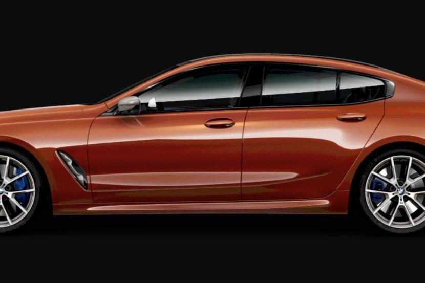 2020 BMW 8 Series Gran Coupe configurator 02 830x553