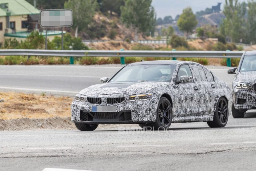 2020 BMW M3 G80 0 830x553