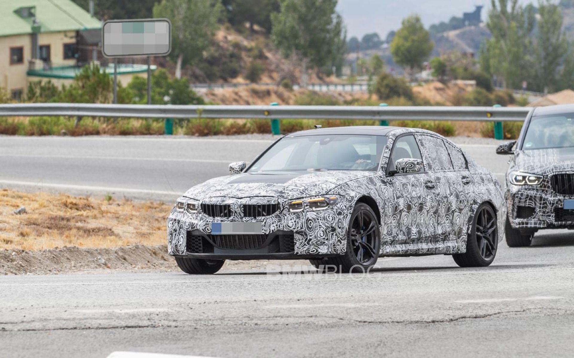 2020 BMW M3 G80 0