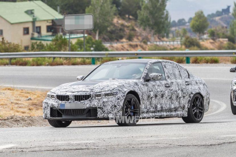 2020 BMW M3 G80 1 830x553
