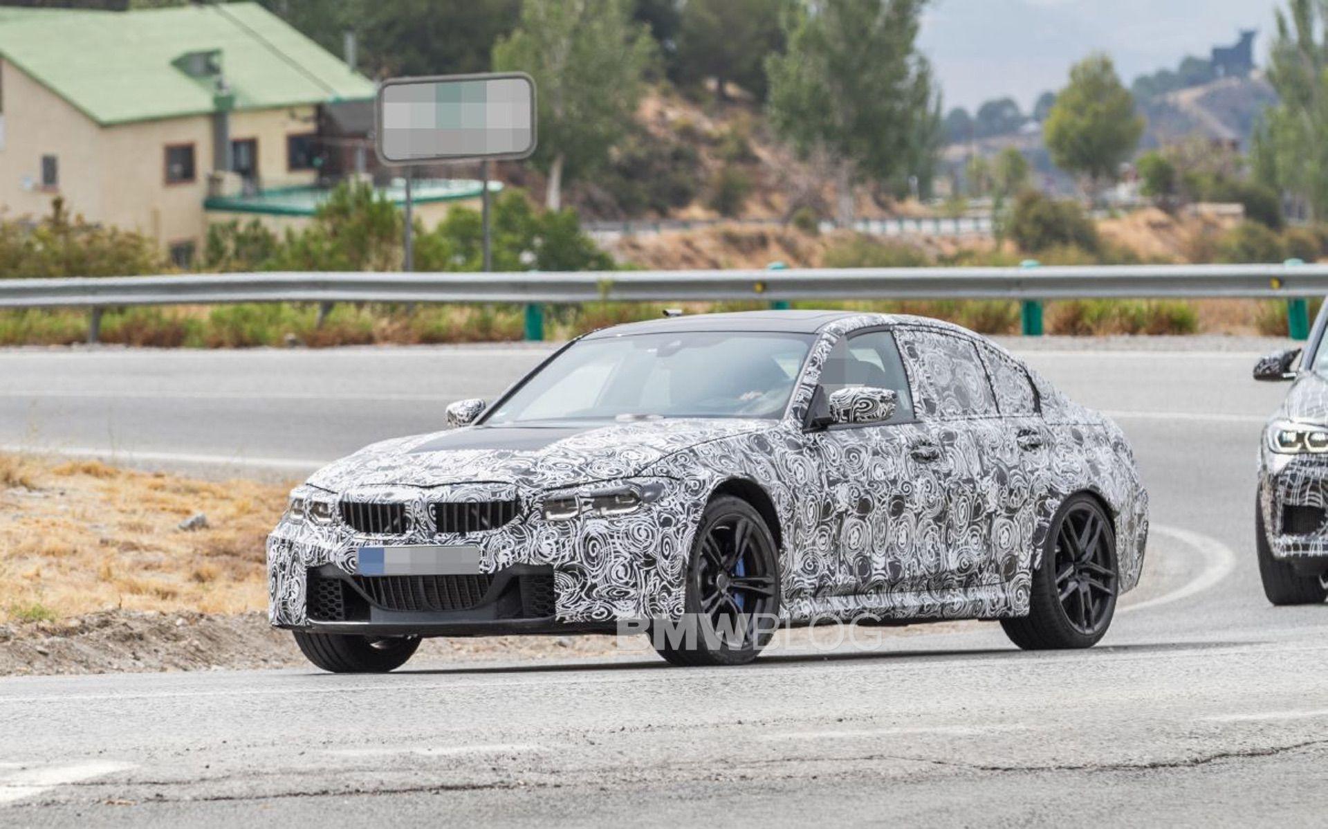 2020 BMW M3 G80 1