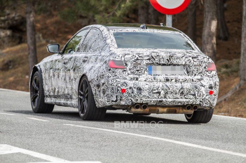 2020 BMW M3 G80 10 830x553