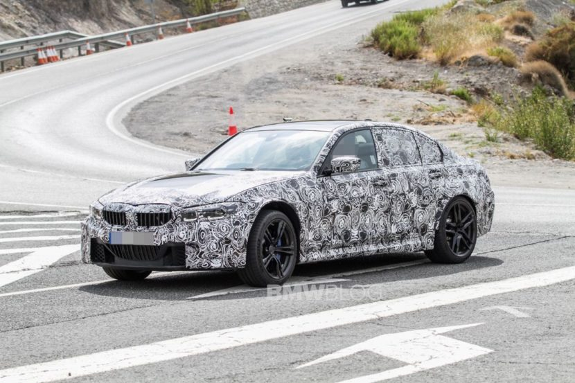 2020 BMW M3 G80 6 830x553