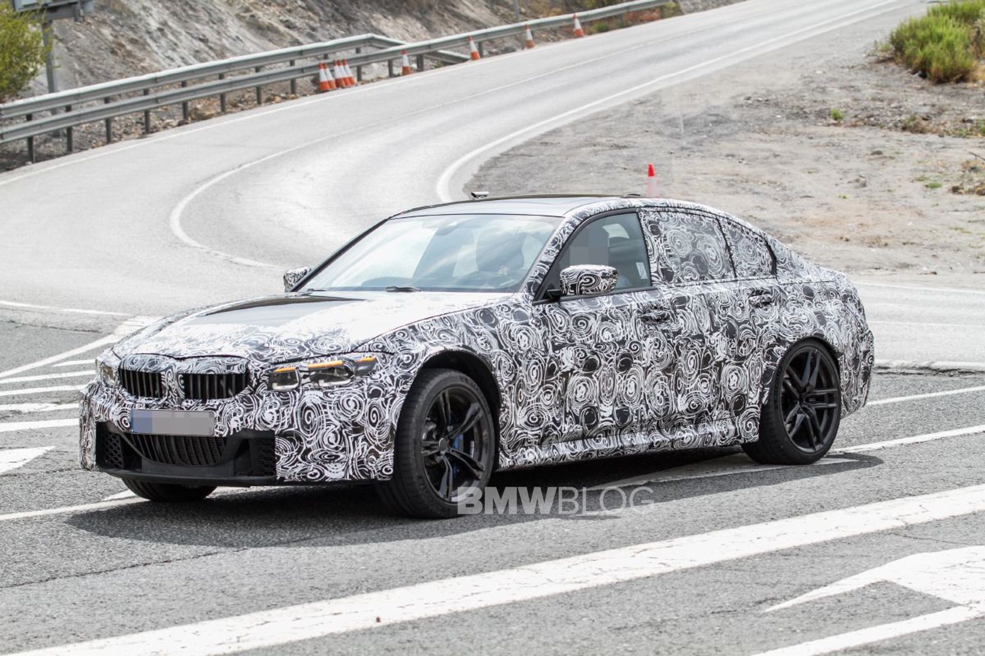 2020 Spy Shots BMW 3 Series Specs