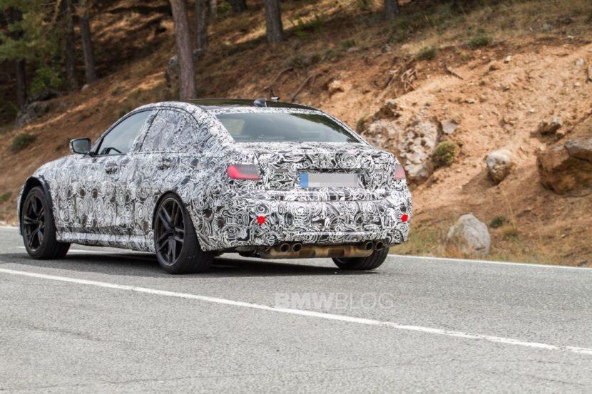 2020 BMW M3 G80 9 830x553