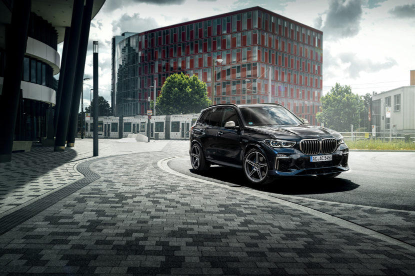 Ac Schnitzer Tuning Kit Turns The Bmw X5 Into The Boss
