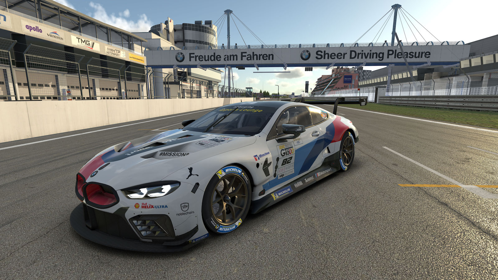 ADAC Digital GT500