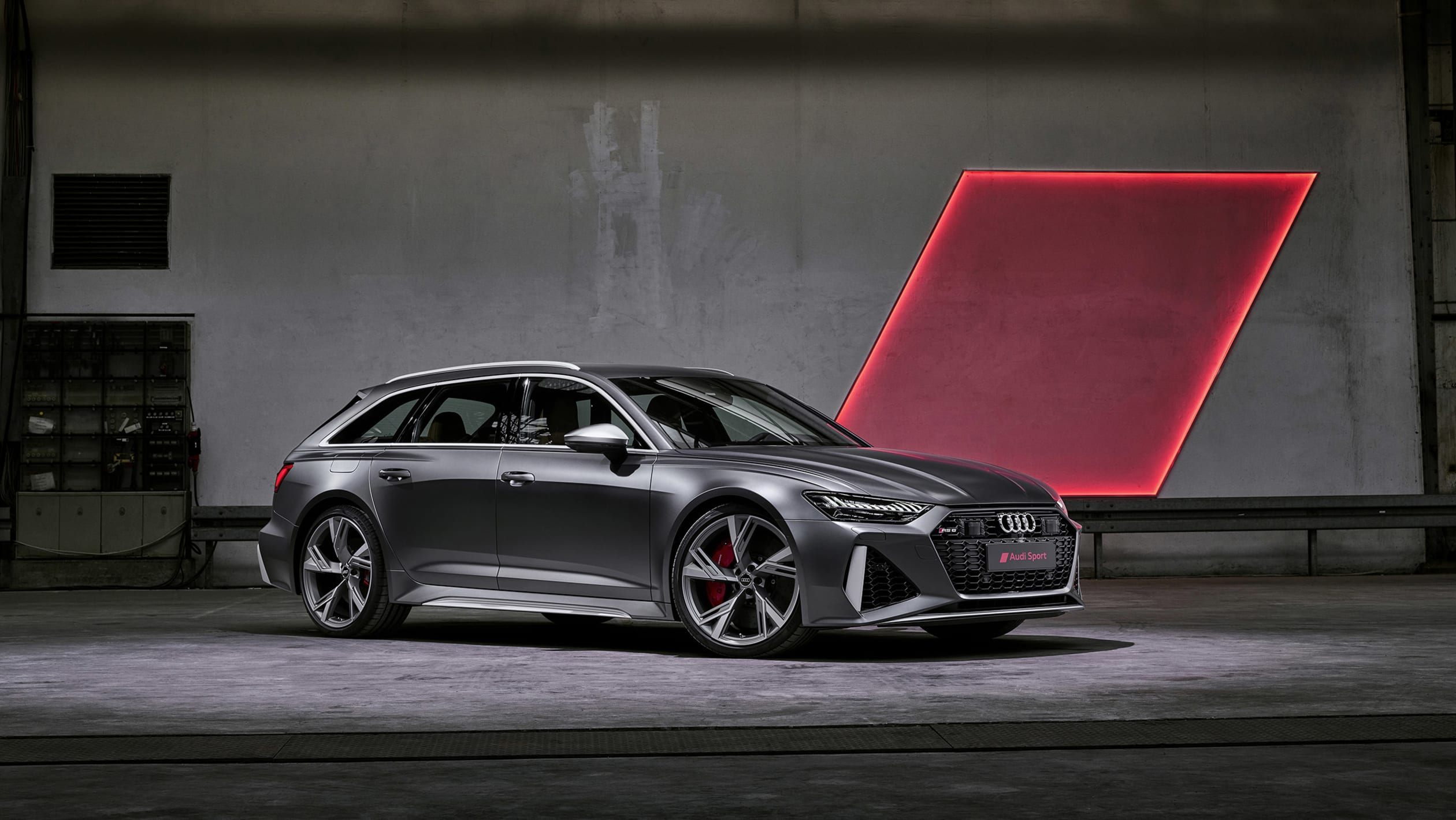 2020 Audi RS6 Avant is bringing wagon power to America