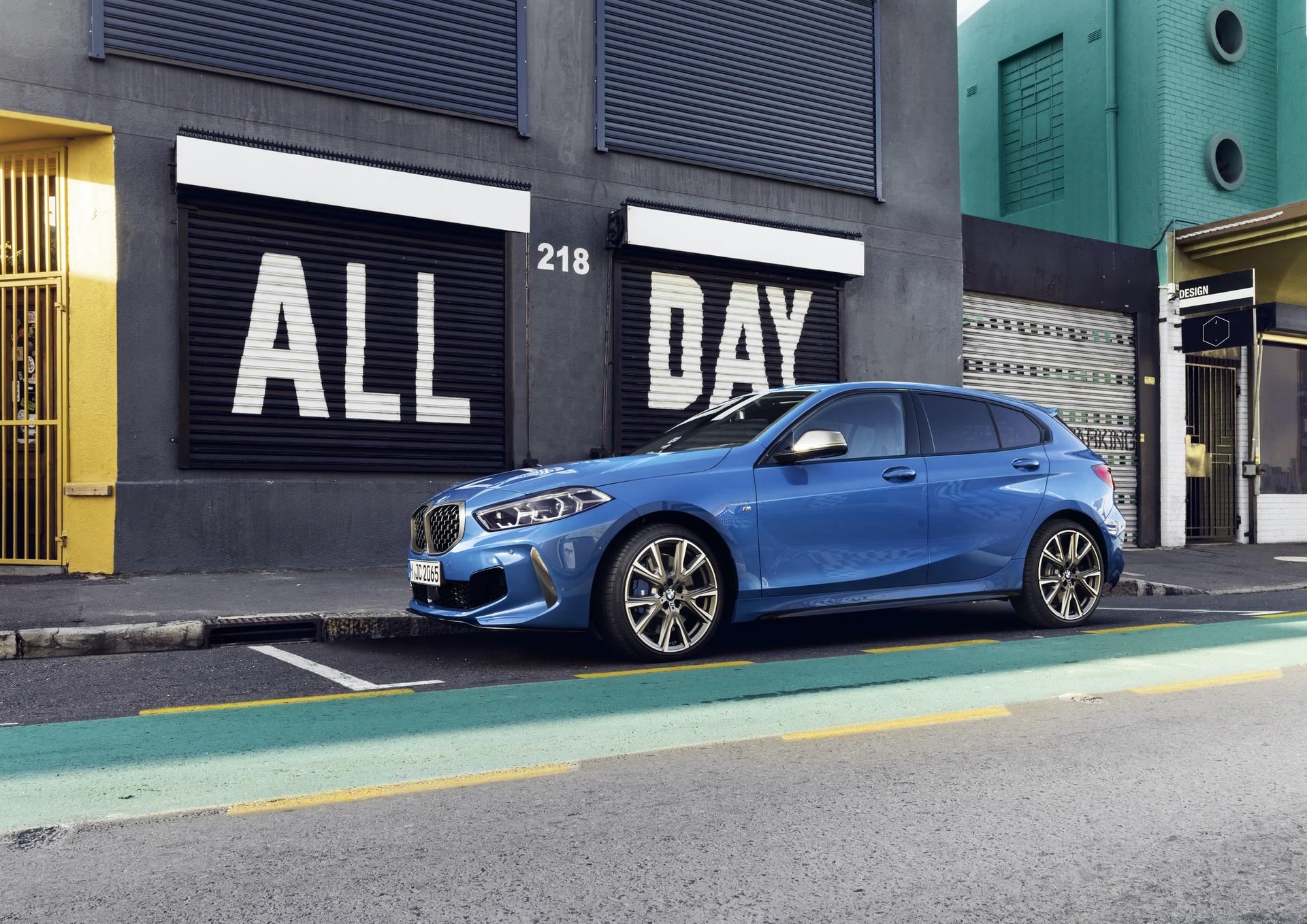 BMW 1 Series marketing 2