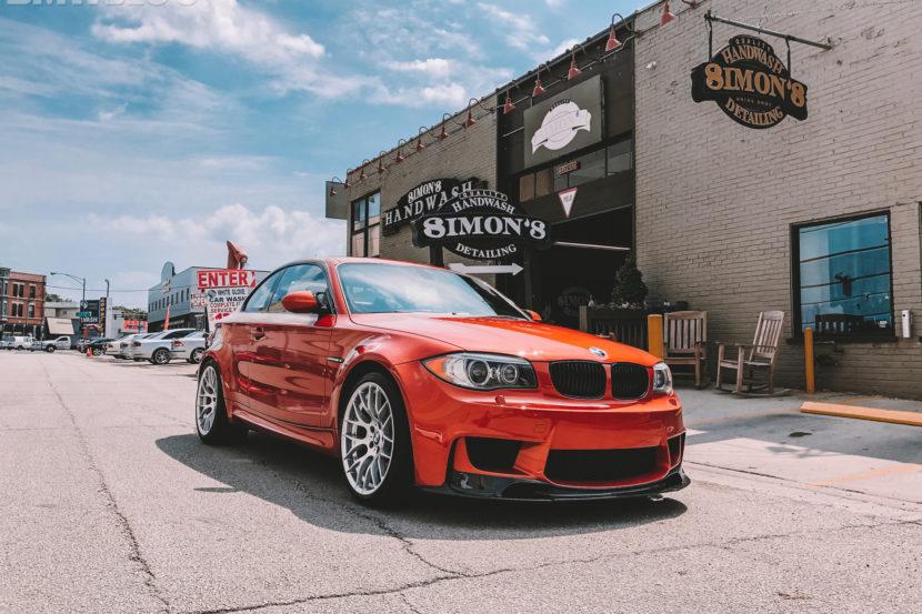 BMW 1M BMWBLOG 1 830x553