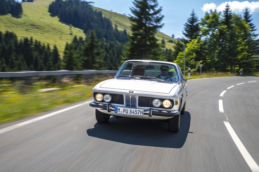 BMW 3.0 CSI test drive 43 830x553
