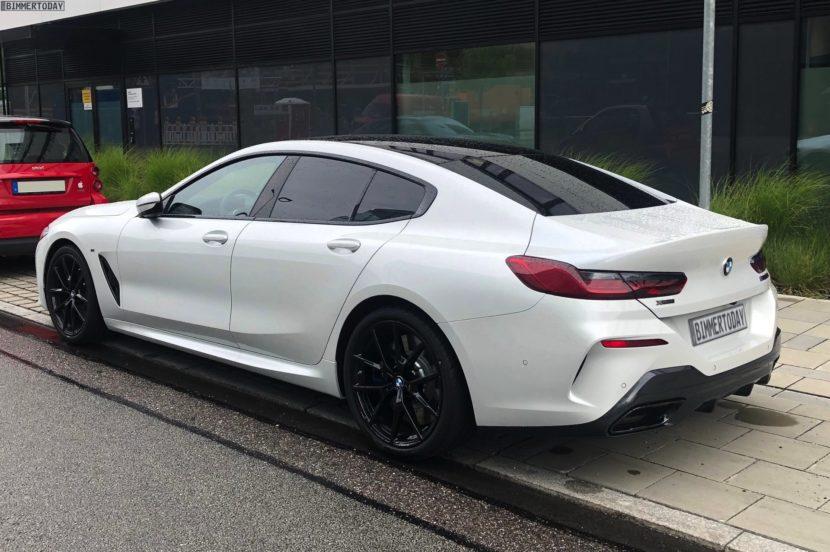 BMW 8er Gran Coupé G16 weiss M850i 03 830x552