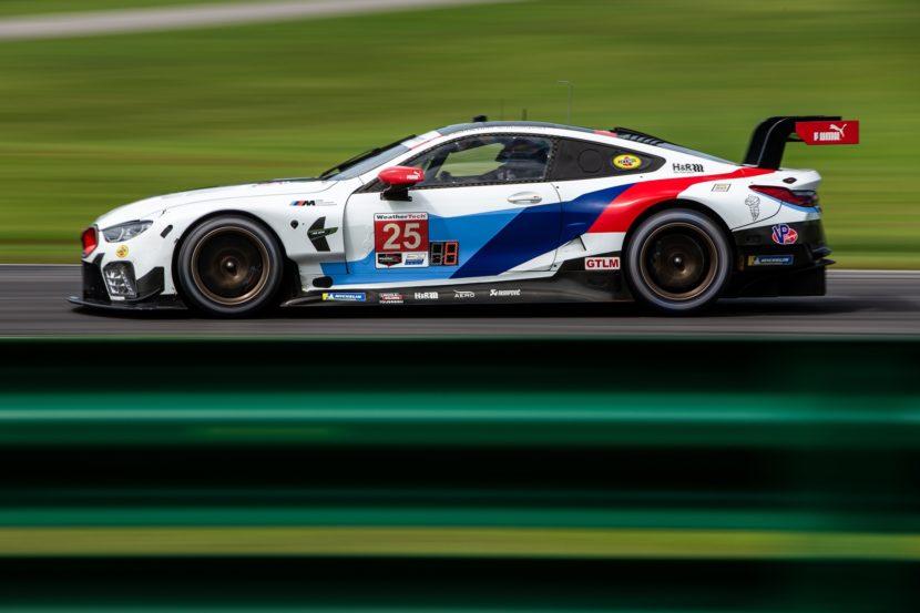BMW M8 GTE VIRginia International Raceway0000 830x553