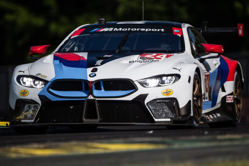 BMW M8 GTE VIRginia International Raceway0001 830x553