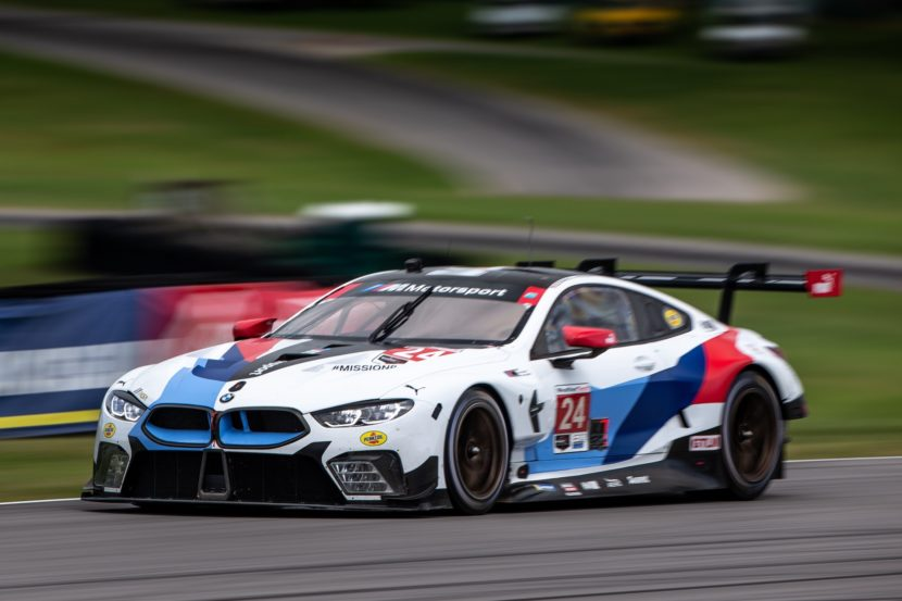 BMW M8 GTE VIRginia International Raceway0002 830x553