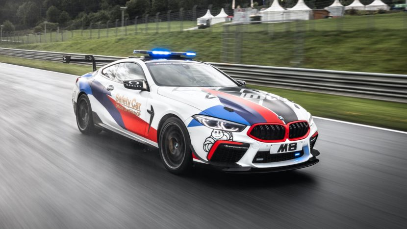 BMW M8 MotoGP Safety Car 08 830x467