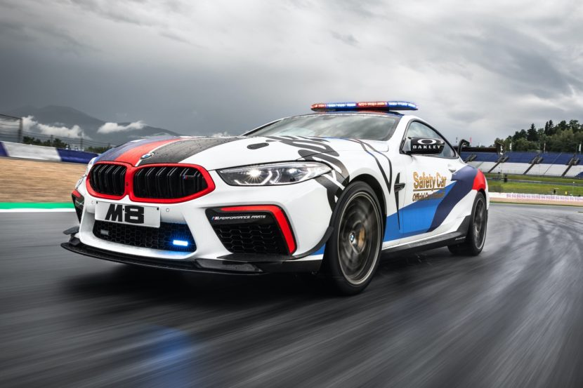 BMW M8 MotoGP Safety Car 12 830x553