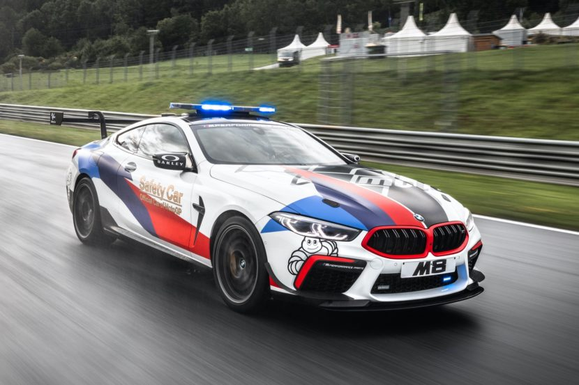 BMW M8 MotoGP Safety Car 41 830x553