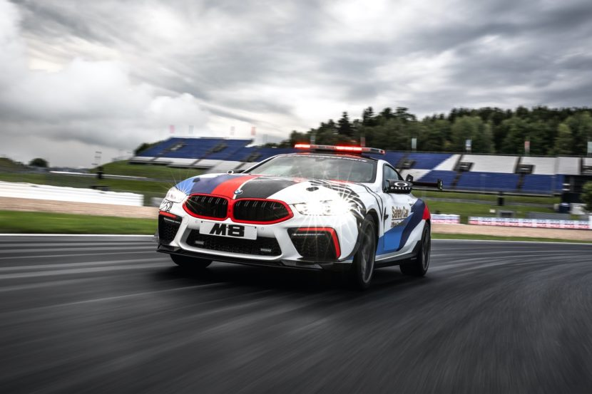 BMW M8 MotoGP Safety Car 42 830x553