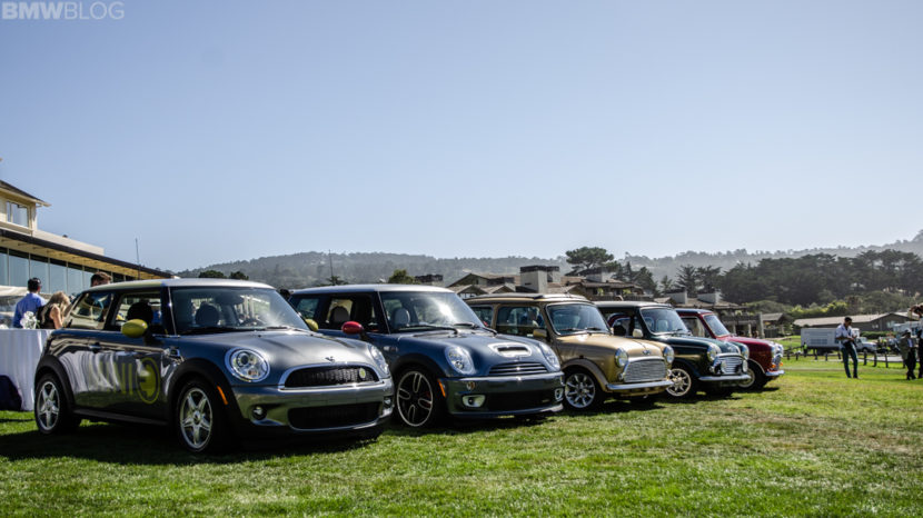 MINI at Monterey Car Week
