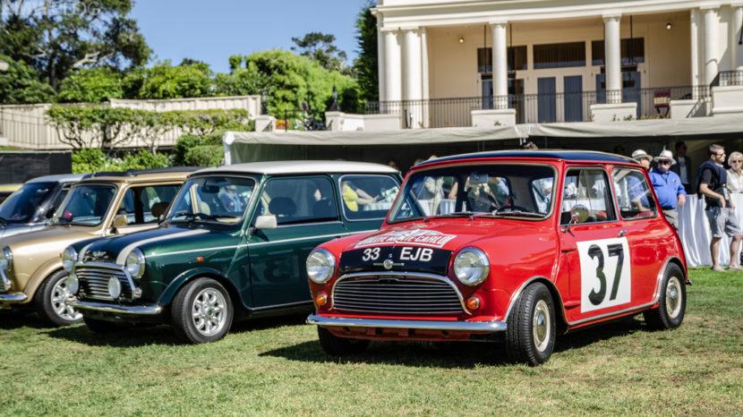 Classic Mini Cooper Monterey