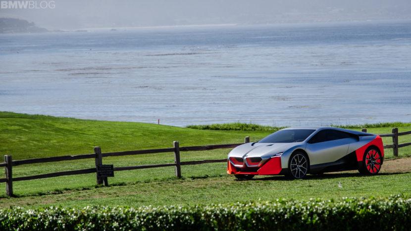 BMW Vision M Next at Monterey Car Week
