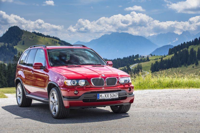 BMW X5 4.6is 26 830x553