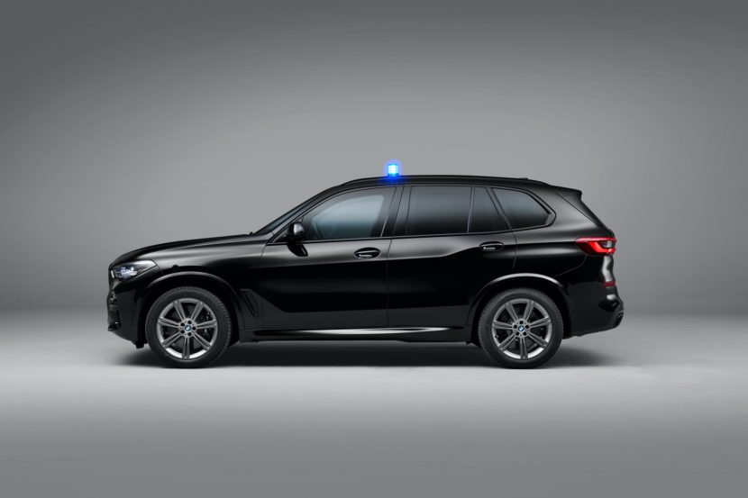 BMW X5 Protection VR6 15 830x553