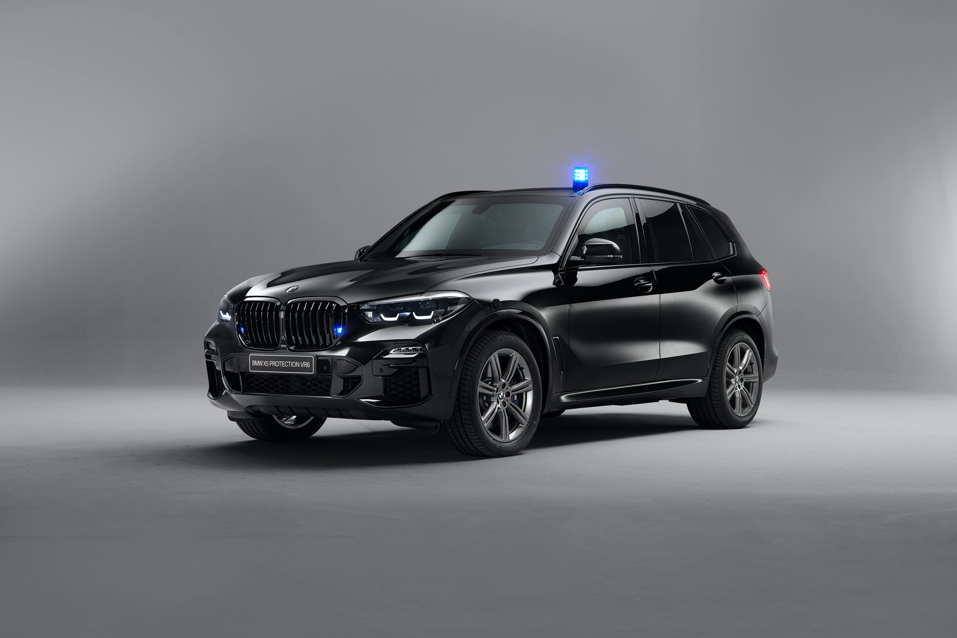 BMW X5 Protection VR6 4