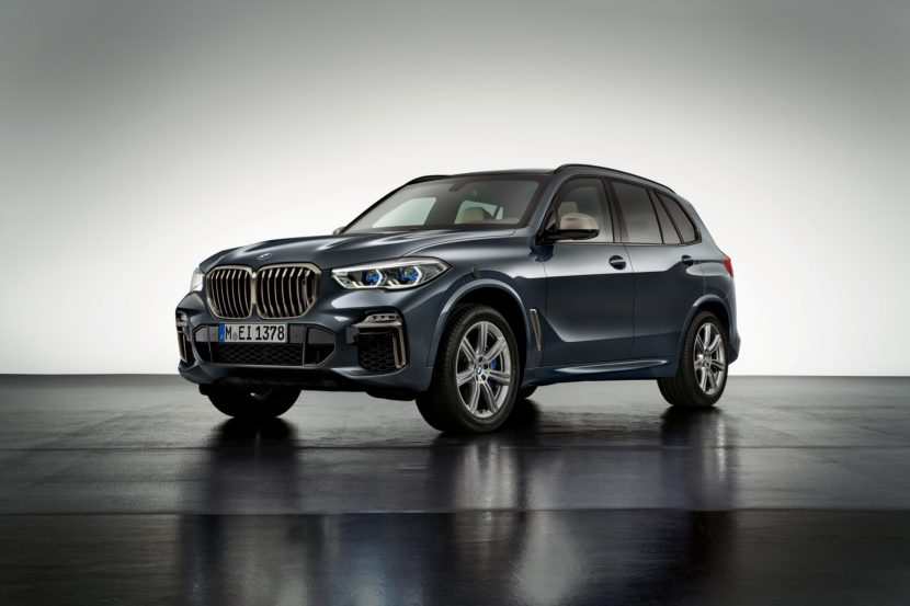 BMW X5 Protection VR6 armored 0 830x553