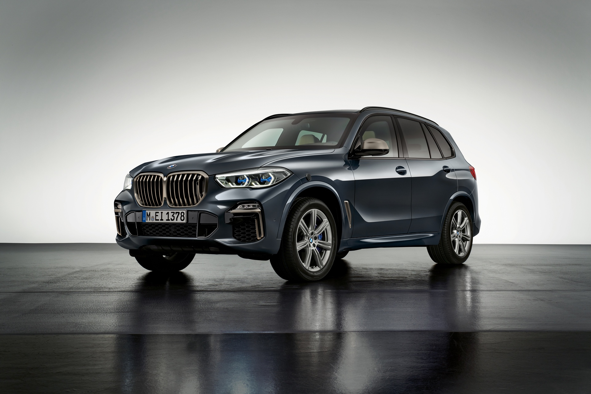 BMW X5 Protection VR6 armored 0
