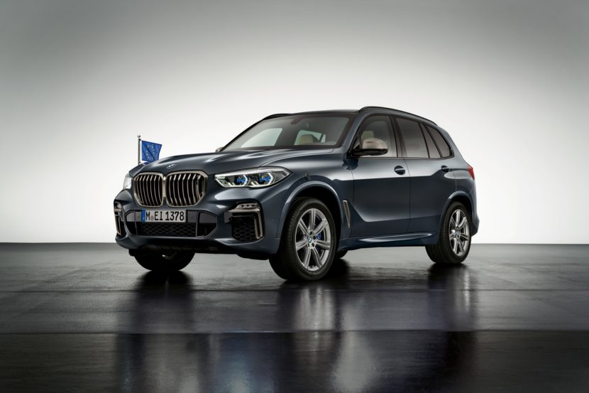 BMW X5 Protection VR6 armored 4 830x553