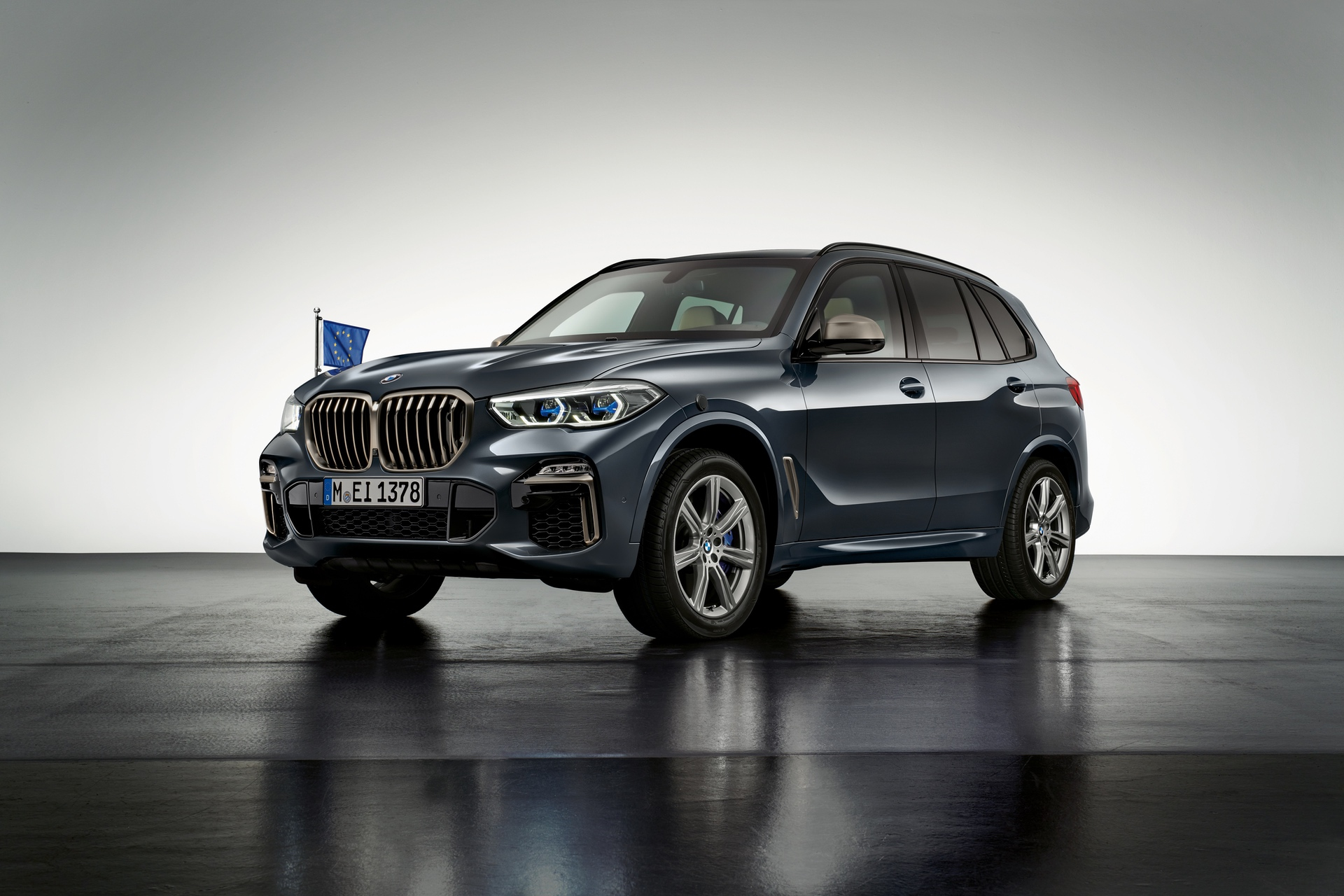 BMW X5 Protection VR6 armored 4