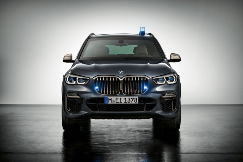 BMW X5 Protection VR6 armored 5 830x553