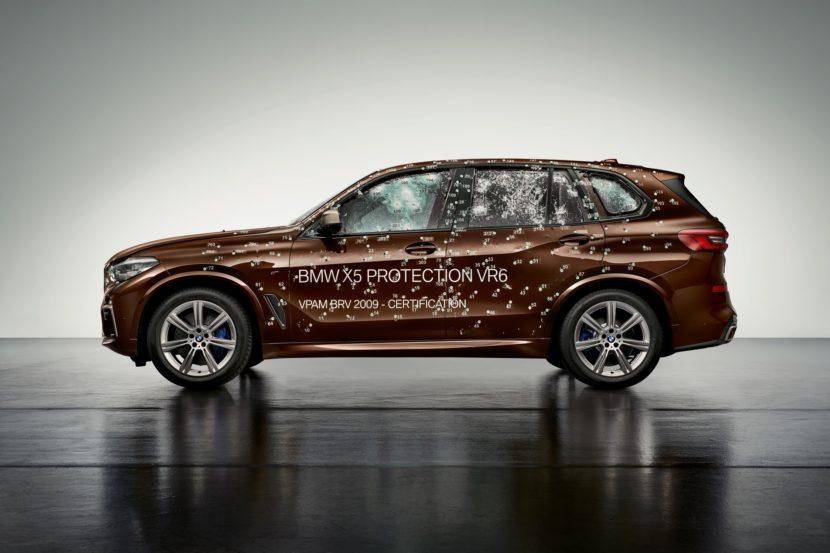 BMW X5 Protection car 0 830x553