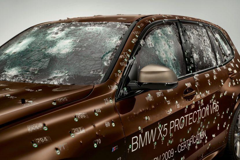 BMW X5 Protection car 3 830x553