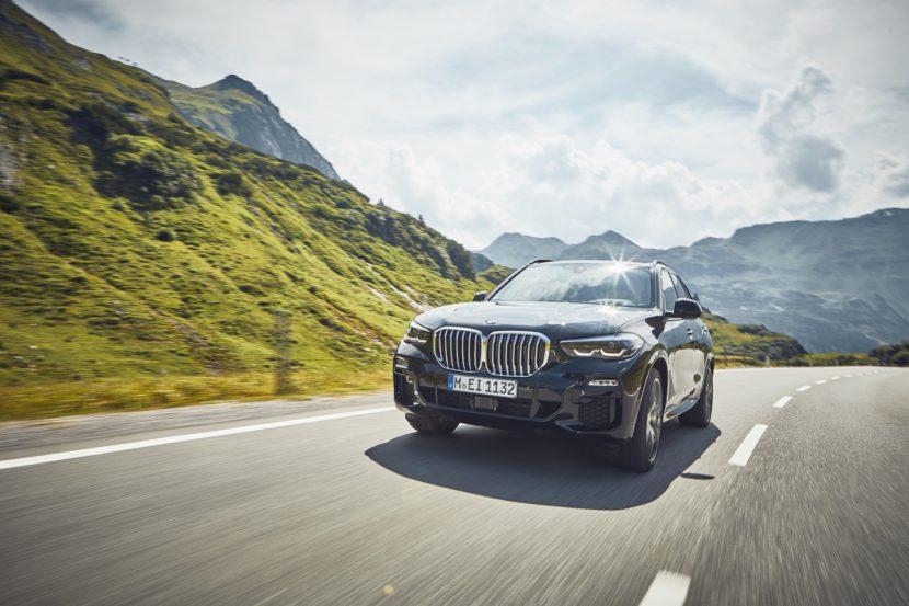 BMW X5 xDrive45e 0 830x553