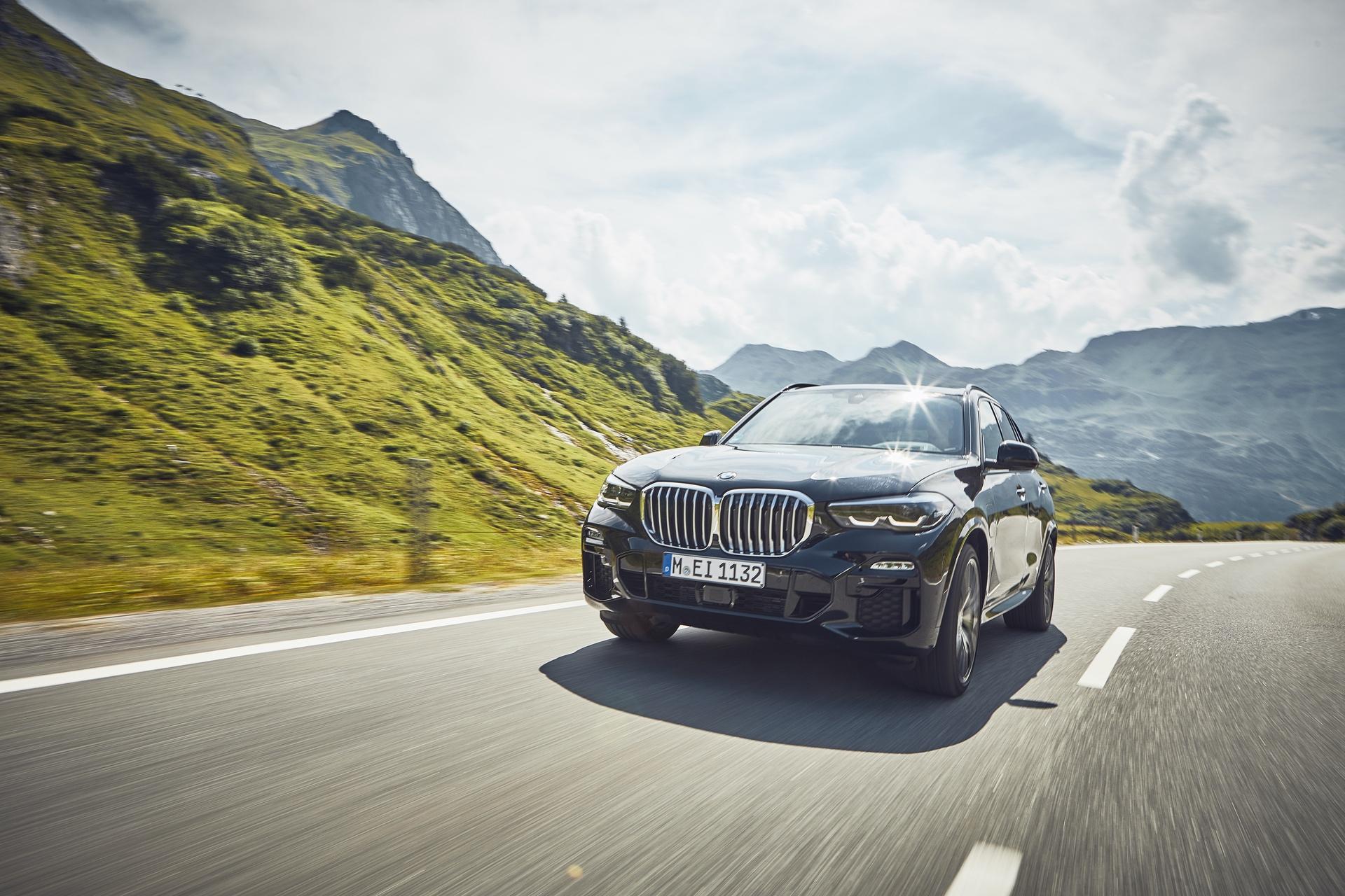 BMW X5 xDrive45e 0