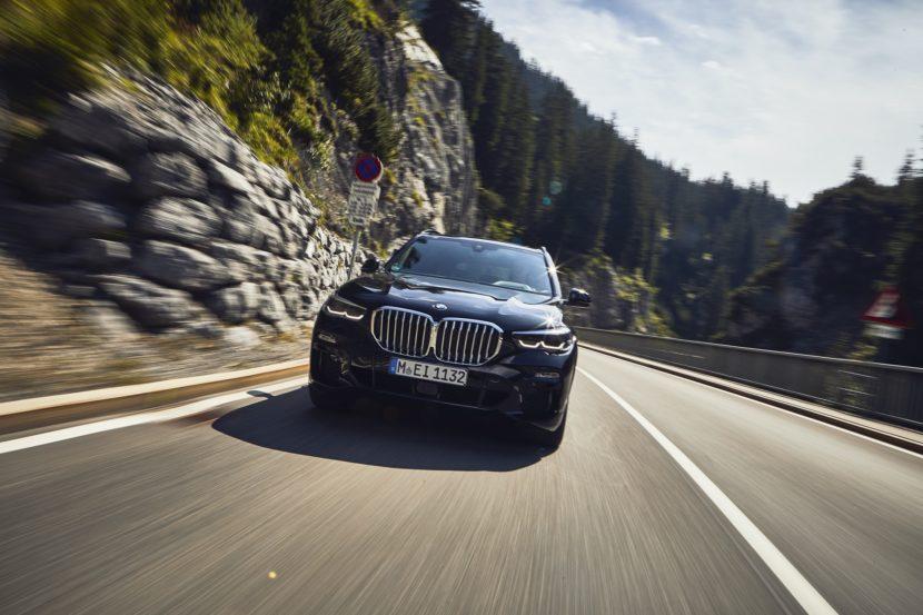 BMW X5 xDrive45e 1 830x553
